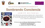 Presentación de la revista del Año 9 No. XV: Sembrando Conciencia a llevarse a cabo el 6 de diciembre a las 11:00 horas.