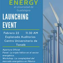 Student Energy Chapter, evento organizado por estudiantes del CUTonalá