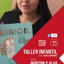 Taller infantil: Norton y Alfa
