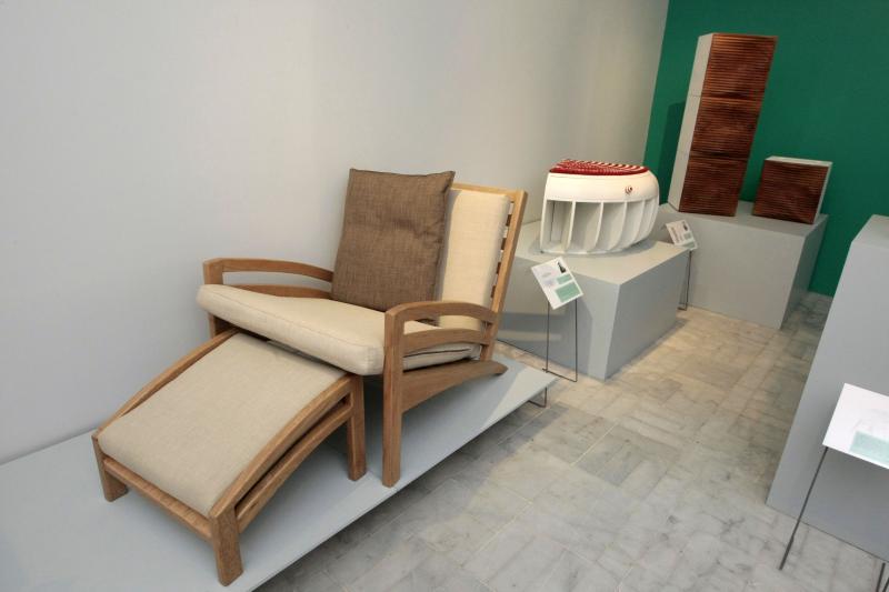 Expondr n 21 proyectos de muebles contempor neos - Muebles jose maria ...