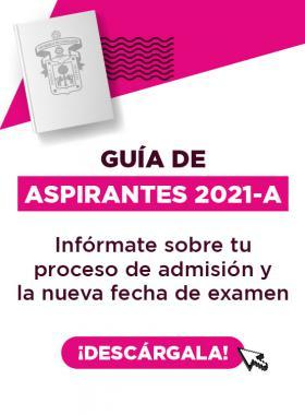 Banner - Guía de aspirantes 2021-A