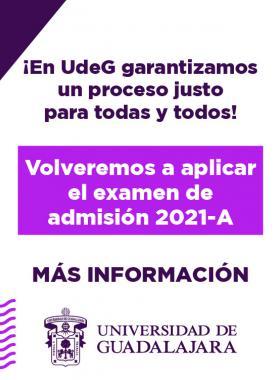 Nueva aplicación del examen de admisión
