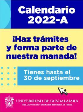 Calendario 2022-A