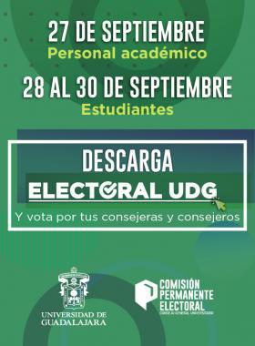 Jornada Electoral UDG